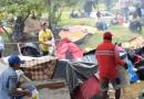 Campamento de venezolanos será trasladado a la carrera 69 con calle 47